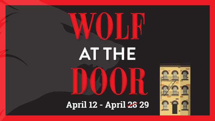 A World Premiere Comedy!  sc 1 st  Key City Public Theatre & Wolf at the Door | April 12-28 2018 | Key City Public Theatre